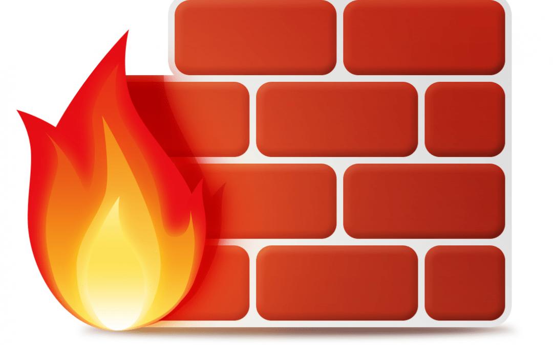 ¿Qué es un 'firewall' y cómo funciona?